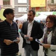 Participamos en la Feria de Entidades de Salud de Terrassa.